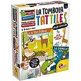 Liscianigiochi- Montessori Tombola Tattile degli Animali, 72460