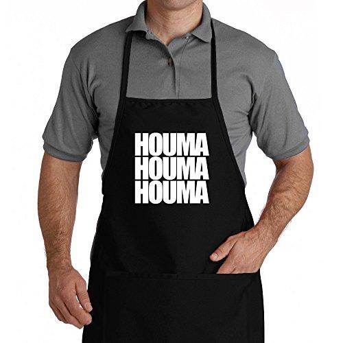 Eddany Houma three words Schürze