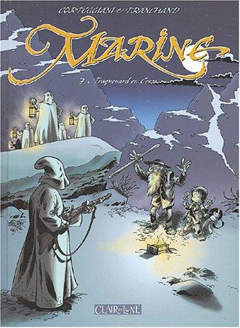 Marine, tome 7 : Traquenard en Corse