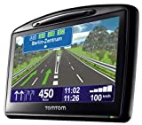 TomTom Go 730 Traffic Navigationssystem inkl. TMC Pro (10,9 cm (4,3 Zoll) Display, 31 Länderkarten, Bluetooth, Text-to-Speech, Fahrspurassistent)