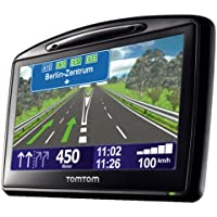TomTom Go 730 Traffic Navigationssystem inkl. TMC Pro (10,9 cm (4,3 Zoll) Display, 31 Länderkarten, Bluetooth, Text-to-Speech, Fahrspurassistent)
