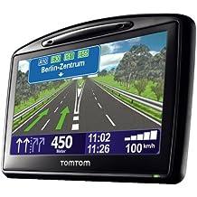 TomTom Go 930 Traffic Navigationssystem inkl. Europa-Karten, USA, Kanada, TMC, Fahrspurassistent und Freisprechfunktion