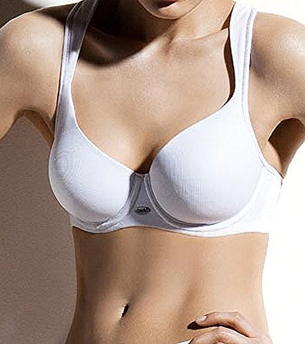 new-berlei-fresh-womens-underwired-sports-bra-white-38b
