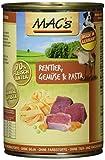 Mac's Rentier, Gemüse & Pasta, 6er Pack (6 x 400 g)