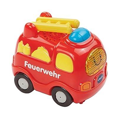 Vtech 80-119804 - Tut Tut Baby Flitzer - Feuerwehr von VTech