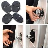 4 Stücke Autotür Sturm Cover Lock Schutz Antirust Fall für VW MK6 Golf Jetta
