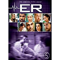 ER: The Complete Fifth Season