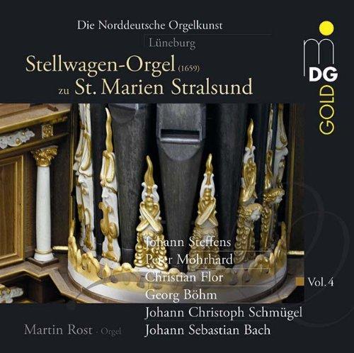 Die Norddeutsche Orgelkunst Vol. 4 - Stellwagen-Orgel zu St. Marien Stralsund