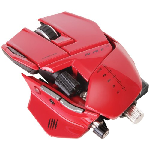 Mad Catz R.A.T. 9 Wireless Gaming Maus