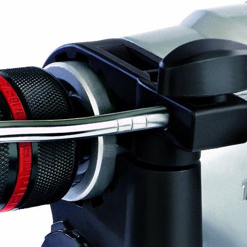 Einhell RT-ID 110 Schlagbohrmaschine, 1.100 W, 2 Gänge, max. Schlagzahl 46.500 min-1, Abnehmbare Staubabsaugvorrichtung, Bohrerdepot im Handgriff - 9