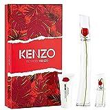 KENZO FLOWER EDP 100ML + EDP 15 ML + BODY CREAM 50 ML SET
