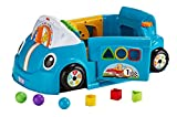 Fisher Price Lachen Und Lernen Smart Stufen Kriechen um Auto Blau - Englisch Sprechend / Laugh & Learn Crawl Around Car