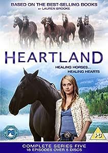 Heartland - The Complete Fifth Season [DVD]