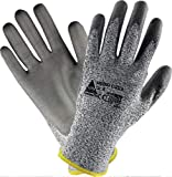 Schnittschutz-Handschuhe Arbeitshandschuhe MEDIO CUT 3 Sicherheitshandschuhe, schnittfest - Größe: 8.