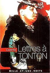 Lettres à Tonton