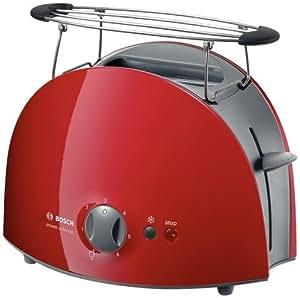 Bosch TAT6104 Toaster / rot