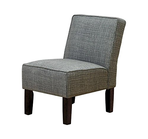 Afydecor A-CH023 Accent Chair (Grey)