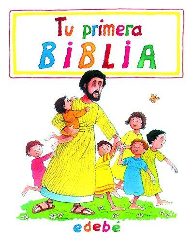 Biblia Mi Primera Comunion, La por Edebe