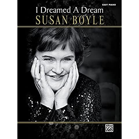 Susan Boyle: I Dreamed a Dream: Easy Piano