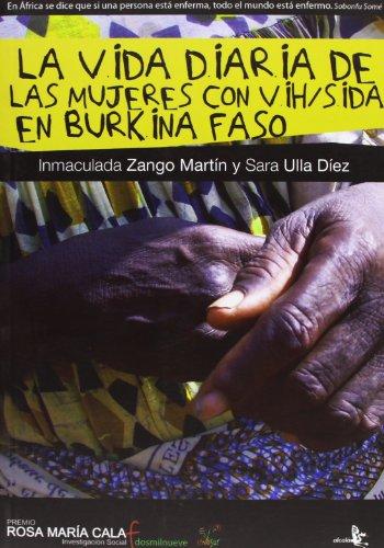 La vida diaria de las mujeres con VIH / The daily life of women with HIV Cover Image