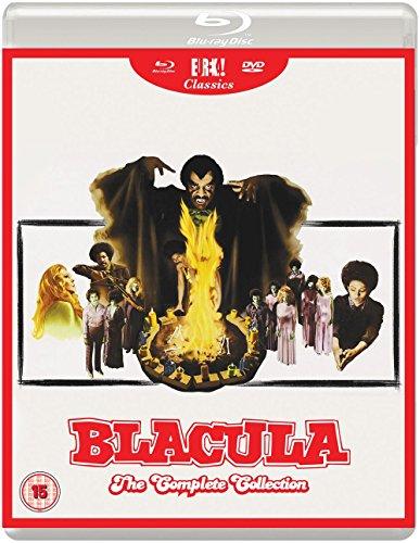 Blacula – The Complete Collection [DVD] [Blu-ray] [Reino Unido] 51RJ74FEZFL