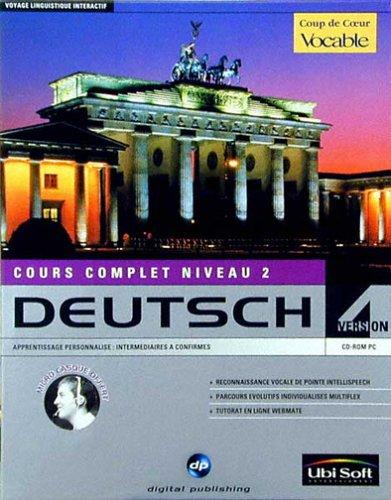 Cours Sorbonne De La (Digital 2001 allemand cours intensif 2)