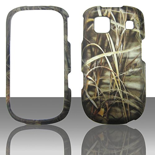 Handys Lg Att (2D Camo Gras Realtree ZTE Z431(AT & T GO Telefon) Schutzhülle Handy Snap auf Cover Case Protector Blenden)