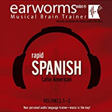 Rapid Spanish (Latin American), Volumes 1 - 3
