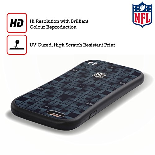 Ufficiale NFL Testo Minnesota 2018 Super Bowl LII Case Ibrida per Apple iPhone 6 / 6s Modelle 3