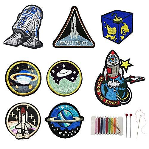 Woohome 8 PCS Astronauta