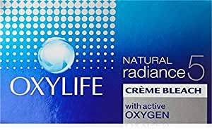 Oxy Life Bleach Oxygen Power With Skin Radiance Serum, 27g