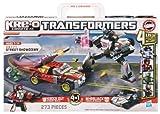 Creo Transformers Calle Enfrentamiento