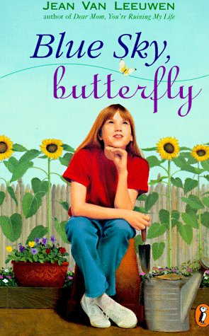 Blue Sky, Butterfly (Puffin Novel) Childrens Place Blue Jean
