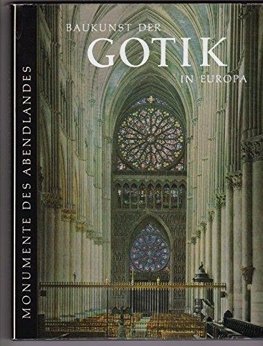 Baukunst der Gotik in Europa