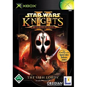 Star Wars – Knights of the Old Republic 2: The Sith Lords