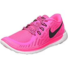 best sneakers 6bcc1 1e6b3 Nike Free 5.0 (GS), Zapatillas de Running para Niñas