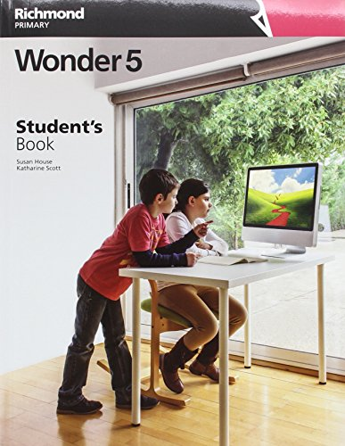 WONDER 5 STD+LANGUAGE REFERENCE - 9788466824750