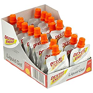 Dextro Energy Liquid Gel Box 18 Beutel 60ml – Orange