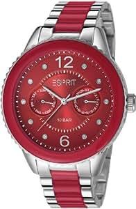 Esprit Damen-Armbanduhr Marin Lucent Speed Analog Quarz verschiedene Materialien ES106202008