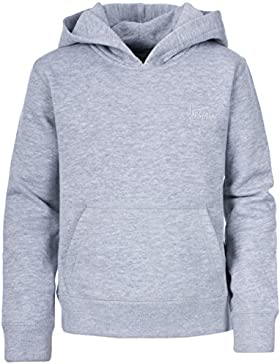 Trespass Whelan - Sudadera, color gris claro, talla UK: Talla 2/3