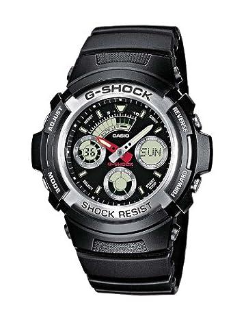 Casio G-Shock Herren- Armbanduhr Analog - Digital Quarz AW-590-1AER