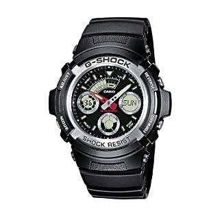 Casio Reloj de Pulsera AW-590-1AER