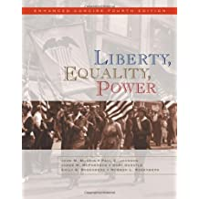 Liberty, Equality, Power: Enhanced Concise Edition (Available Titles CengageNOW) by John M. Murrin (2008-01-02)