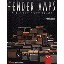 Fender Amps: The First Fifty Years by Teagle, John, Sprung, John (1995) Paperback