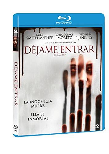 Déjame Entrar [Blu-ray]