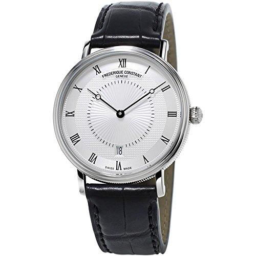 frederique-constant-slimline-classics-homme-39mm-bracelet-cuir-noir-automatique-montre-fc-306mc4s36