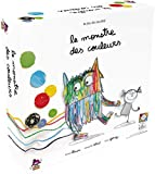 Asmodee Le Monstre des Couleurs, PUBCM01FR, Jeu Famille