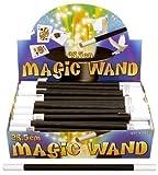 6 Zauberstäbe 26.5cm / Geschenk Geschenk / Tricks Kinder Mitgebseltüte Füller