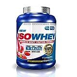 Quamtrax Nutrition Isowhey, Sabor Fresa - 2270 gr