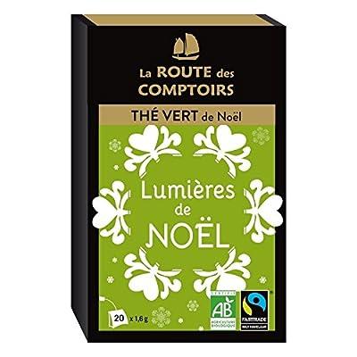 La Route Des Comptoirs - Thé Lumiere De Noel Lot De 2 - BIO